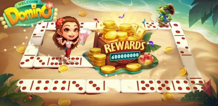 Higgs Domino Island-Gaple QiuQiu Poker Game Online apk