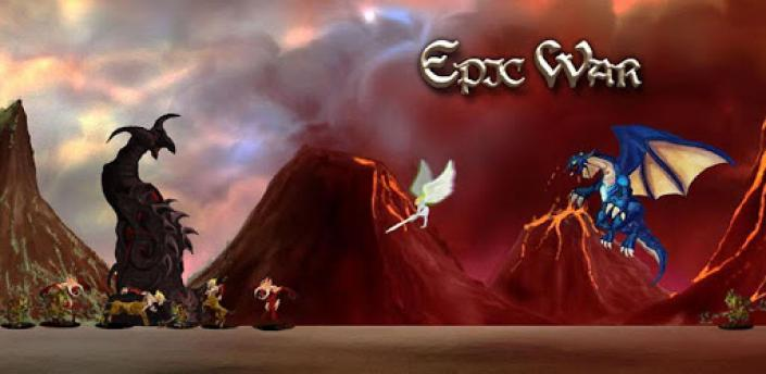 Epic War: Tower Defense apk