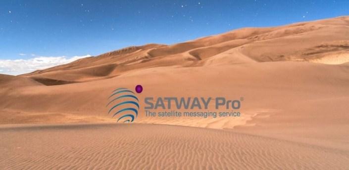 Satway Pro Satellite Messenger apk