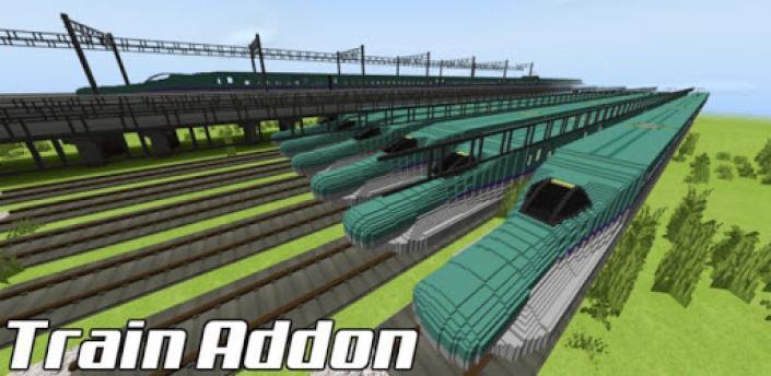 Addon Train apk