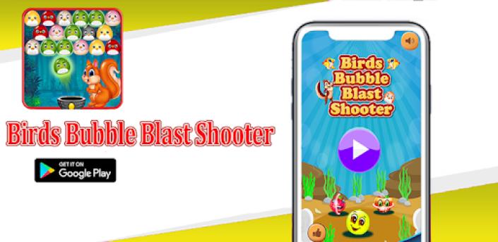 Birds Bubble Blast Shooter: Bubble Smasher apk