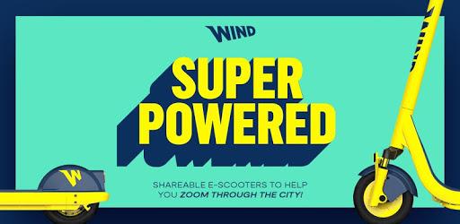 WIND - Smart E-Scooter Sharing apk