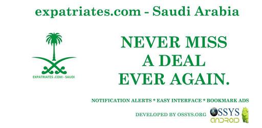 Expatriates.com Saudi Classifieds App apk