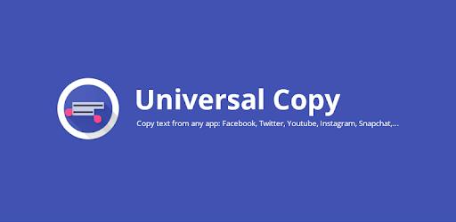 Universal Copy apk