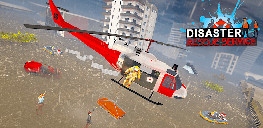 Disaster Rescue Service - Emergency Flood Rescue apk