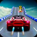Mega Ramp Car Stunts Racing Impossible Tracks 3D Icon