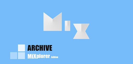 MiX Archive (MiXplorer Addon) apk