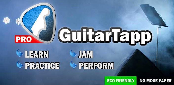 GuitarTapp PRO - Tabs & Chords apk