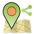 Map Bookmark / Streetview Player / GPX Viewer Icon