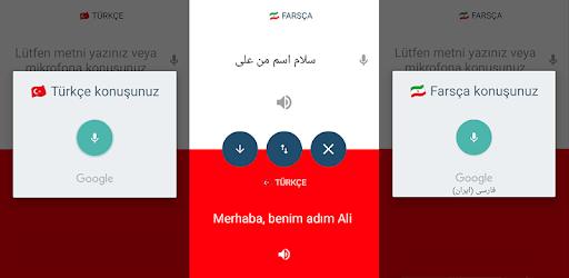 Persian Turkish Translator apk