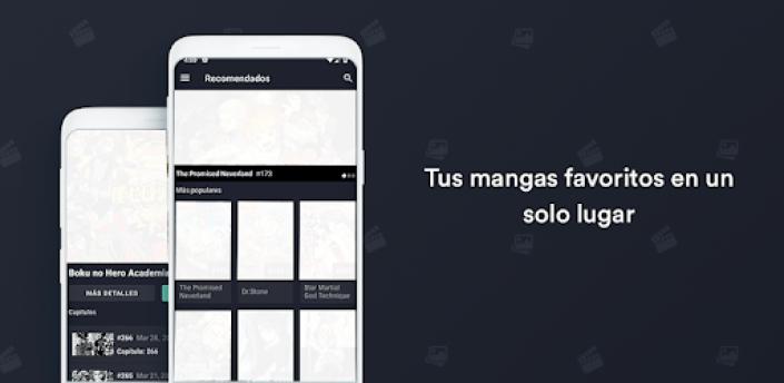 Mundo Manga - Lee Mangas-Manhwas-Webcomics en español Gratis apk