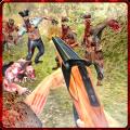 Zombie Dead Target Apocalypse Icon