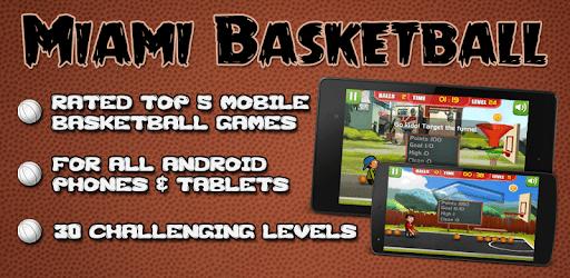 Miami Street - Basketball Game apk