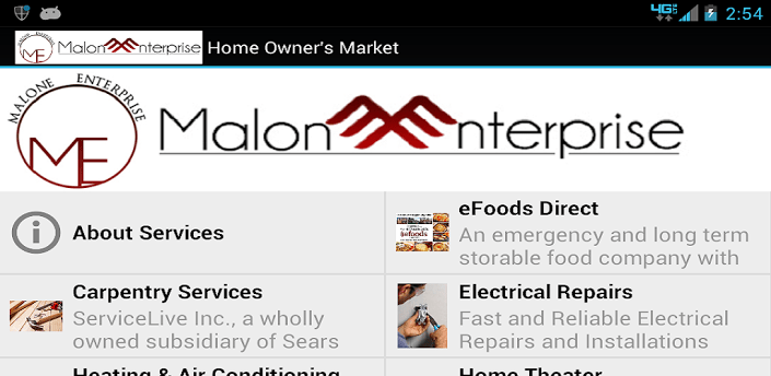 Home Owner's Market apk