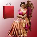 Women Sarees Online Shopping Icon