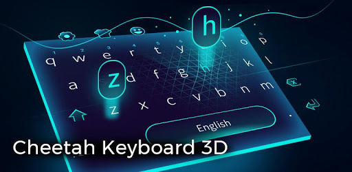 Cheetah Keyboard -   Emoji,Swype,DIY Themes apk