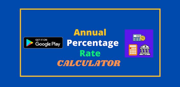 APR Calculator- Calculate Annual Percentage Rate apk