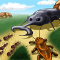 Bug War: Strategy Game Icon