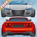 Cars Racing Game for Kids Car Icon