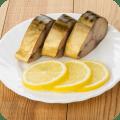 Блюда из скумбрии Рецепты с фото Icon