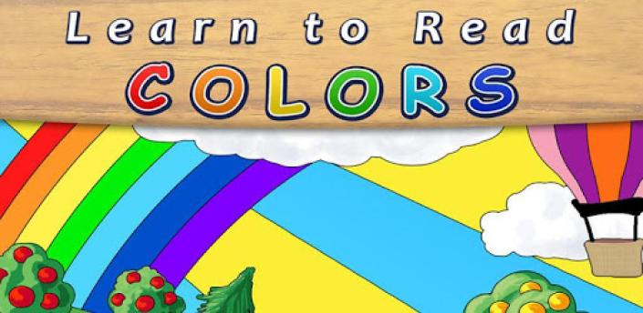 Learn to Read - Learning Colors for Kids apk