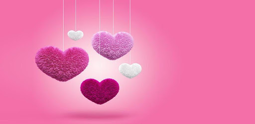 Fluffy Hearts Wallpapers apk