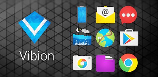 Vibion - Icon Pack apk