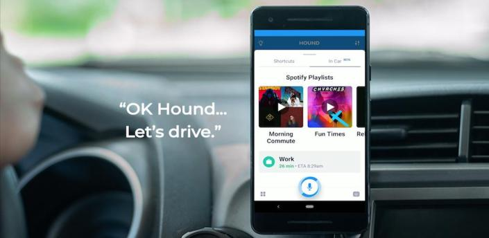 HOUND Voice Search & Personal Assistant apk