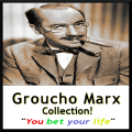Groucho Marx - You Bet Your Life Icon