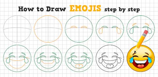 How to Draw Emoji Emoticons apk