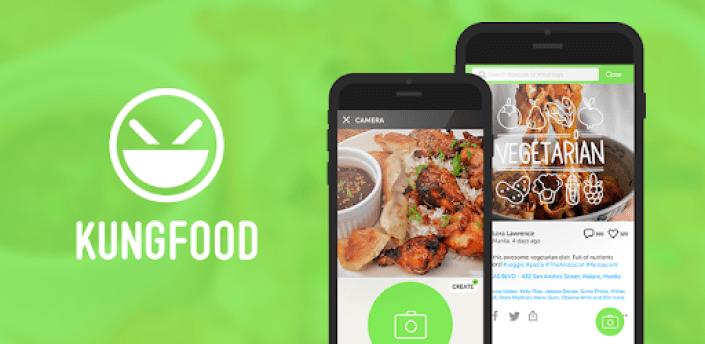 KUNGFOOD Share your food pics apk
