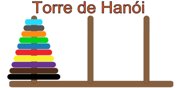 Torre de Hanói apk
