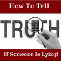 HOW TO TELL IF SOMEONE IS LYING Icon