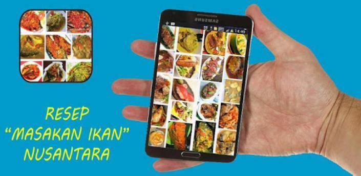 Resep Masakan Ikan Nusantara apk