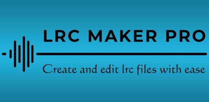 LRC Maker Pro : Create and Edit Lyrics apk