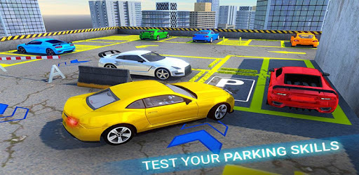 Speed Car Parking Simulator apk