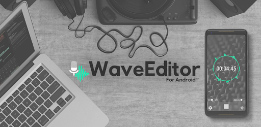 WaveEditor for Android™ Audio Recorder & Editor apk