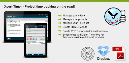 Xpert-Timer Time Tracker Trial apk