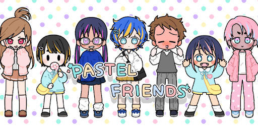Pastel Friends : Dress Up Game apk