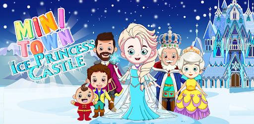 Mini Town: Ice Princess Land apk