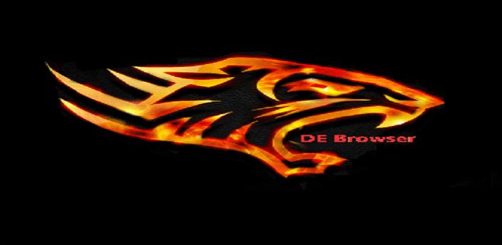 DE Browser - Ad Blocker, Fast Download, Privacy apk