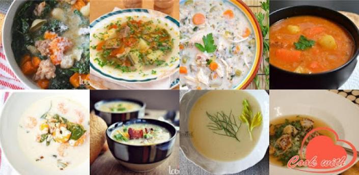 Soup recipes apk