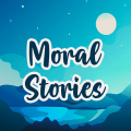 Moral Stories: Short Stories in English Icon