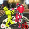 Robot Ring Fighting Battle: Real Robot Champion 3D Icon