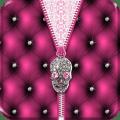 ★ Punk Skull Theme Zipper ★ Icon