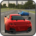 M-acceleration 3D Car Racing Icon