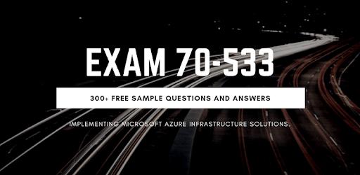 Exam 70-533 Practice Test apk
