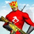 Rope Frog shooting Superhero- 2021 Hero war games Icon