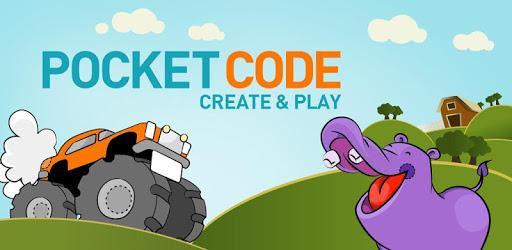 Pocket Code: learn programming apk