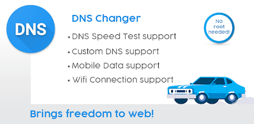 DNS Changer | Mobile Data & WiFi | IPv4 & IPv6 apk